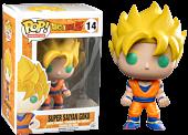 Dragon Ball Z - Super Saiyan Goku Pop! Vinyl Figure