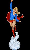 "Superman - Supergirl 16"" Maquette Statue"