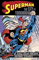 Superman - The City of Tomorrow Volume 01 Trade Paperback Book