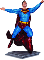 Superman - Man of Steel Statue by Gary Frank