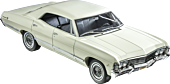 Artisan Collection - 1967 White Chevrolet Impala 1:18 Scale Die Cast Replica