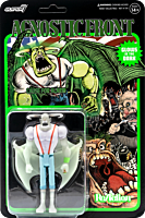 """Agnostic Front - Eliminator Glow in the Dark ReAction 3.75"""" Action Figure"""