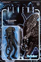 "Aliens - Alien Warrior Midnight Black ReAction 3.75"" Action Figure"