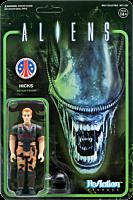 "Aliens - Hicks ReAction 3.75"" Action Figure"