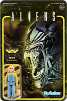 """Aliens - Newt ReAction 3.75"""" Scale Action Figure"""