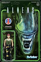 """Aliens - Vasquez ReAction 3.75"""" Action Figure"""