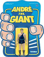 """Andre the Giant - Andre in Singlet ReAction 3.75"""" Scale Action Figure"""