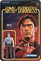 """Army of Darkness - Hero Ash ReAction 3.75"""" Action Figure"""