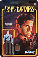 """Army of Darkness - Medieval Ash ReAction 3.75"""" Action Figure"""
