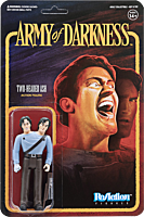 """Army of Darkness - Two-Headed Ash ReAction 3.75"""" Action Figure"""