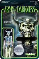 """Army of Darkness - Deadite Scout Glow in the Dark ReAction 3.75"""" Action Figure (2021 SDCC Exclusive)"""