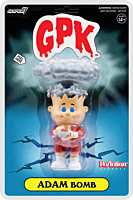 """Garbage Pail Kids - Adam Bomb Red Variant ReAction 3.75"""" Action Figure (2021 SDCC Exclusive)"""