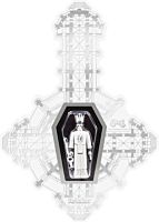 "Ghost - Papa Nihil Pro-Memoria ReAction 3.75"" Action Figure (2021 SDCC Exclusive)"