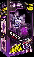 "Transformers - G1 Megatron Clear Super Cyborg 11"" Action Figure"