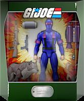 """G.I. Joe: A Real American Hero - Snake Eyes Ultimates! 7"""" Action Figure"""