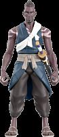 """Yasuke - Yasuke SuperVinyl 6"""" Action Figure"""