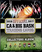 Cricket - 2016-17 Cricket Australia & Big Bash Trading Card Album