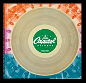 Capitol Records - Capitol Records Hardcover Book