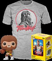 Teen Wolf - Scott Howard Flocked Funko Pop! Vinyl Figure & T-Shirt Box Set