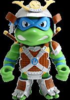 """Teenage Mutant Ninja Turtles (TMNT) - Leonardo with Armor 6"""" Metals Die-Cast Action Figure Main IMage"""