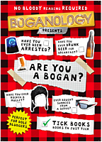 Boganology - Are You A Bogan? Paperback Book
