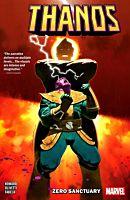 Thanos - Zero Sanctuary Trade Paperback