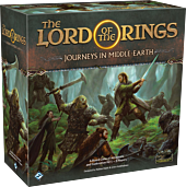 The Lord of the Rings - Journeys in Middle Earth Board Game