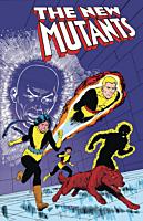 The New Mutants - Omnibus Volume 01 Hardcover Book (DM Variant Cover)