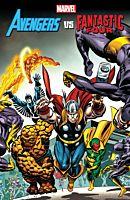 The Avengers - Avengers vs Fantastic Four Trade Paperback Book