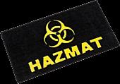 Think Geek - Hazmat Bath Mat 1