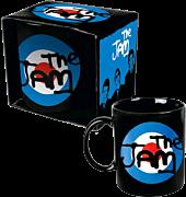 The Jam - Target Logo Boxed Mug