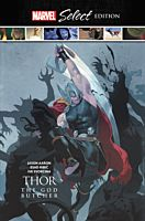 Thor - Thor: The God Butcher Marvel Select Edition Hardcover Book