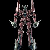 "Space Runaway Ideon - Ideon 18"" Action Figure by Takayuki Takeya"