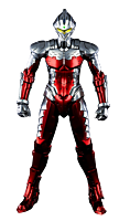 Ultraman (2019) - Ultraman Suit Ver7 Anime Version 1/6th Scale Action Figure