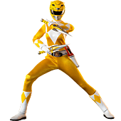 Mighty Morphin Power Rangers - Yellow Ranger 1/6th Scale Action Figure