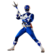Mighty Morphin Power Rangers - Blue Ranger 1/6th Scale Action Figure