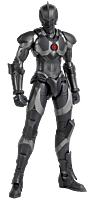 Ultraman Stealth Version 1/6th Scale Action Figure by ThreeZero