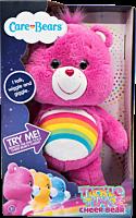 "Care Bears - Cheer Bear Tickle Time 13"" Plush | Popcultcha"
