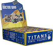 Doctor Who - The Rebel Time Lord Titans Mini Figures Blind Box Display Main Image