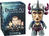 "Dragon Age - Heroes of Thedas 3"" Mini Vinyl Titans Figure Single Blind Box"