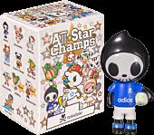 "Tokidoki - All Star Champs Series 1 3"" Blind Box Vinyl Figure (Single Unit)"