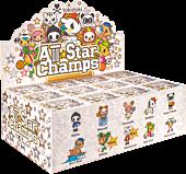 "Tokidoki - All Star Champs Series 1 3"" Blind Box Vinyl Figure (Display of 12)"