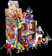 "Masters of the Universe - Series 2 3"" Vinyl Action Figure Windowed Box (Display of 12)"