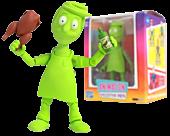 "Fox: Animation - 3"" Vinyl Action Figure Windowed Box (Single Unit)"
