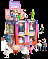 "Fox: Animation - 3"" Vinyl Action Figure Windowed Box (Display of 12)"
