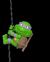 "Scalers - Teenage Mutant Ninja Turtles Donatello 2"" Scaler"