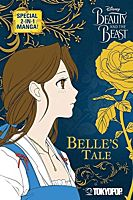 TOK85717-Beauty-and-the-Beast-The-Beast's-Tale-&-Belle's-Tale-2-In-1-Manga-Paperback-Book
