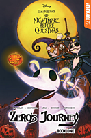 TOK85897-The-Nightmare-Before-Christmas-Zero's-Journey-Book-One-Manga-Trade-Paperback-Book