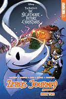 TOK85901-The-Nightmare-Before-Christmas-Zero's-Journey-Book-Two-Manga-Trade-Paperback-Book