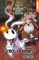TOK85905-The-Nightmare-Before-Christmas-Zero's-Journey-Book-Three-Manga-Trade-Paperback-Book